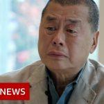 Hong Kong billionaire's last interview as a free man – BBC News