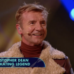 Masked Dancer UK's Beagle unveiled as Christopher Dean as judges are left speechless